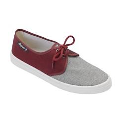 Chaussure ENZO Homme bordeaux