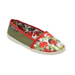 Chaussure GAÏLLA Femme kaki