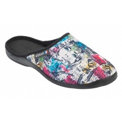 Mule TALENT Femme multicolore