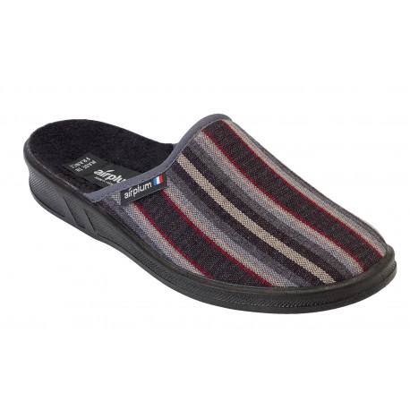 Mule FRANCIS Homme anthracite