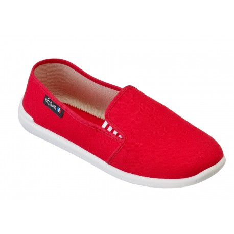 Chaussure REGATE Femme rouge
