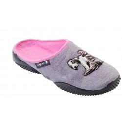 Mule BARNABE Femme gris