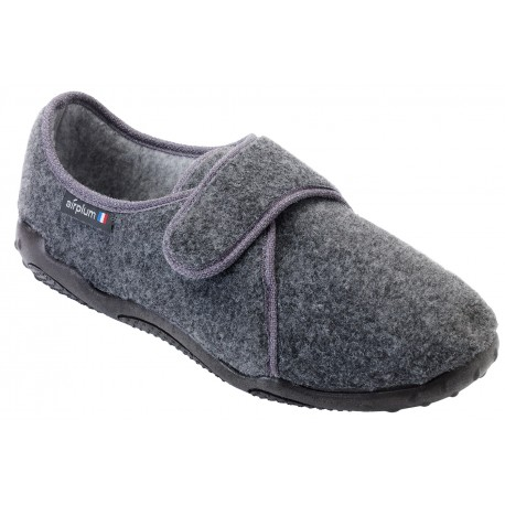 Chausson DADDY Homme gris