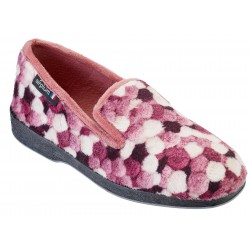 Chausson PONY Femme rose