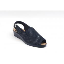 Sandale NICKY Femme marine