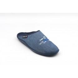 Mule ZOCEAN Femme bleu