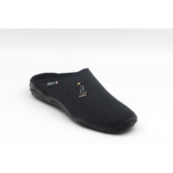 Mule DOUBLE Homme anthracite