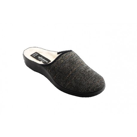 Mule LAPON Homme anthracite