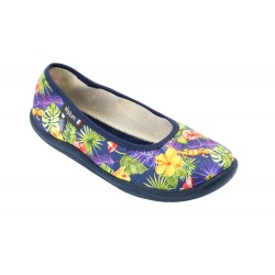 Ballerine ZUNGLE Femme multicolore