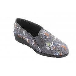 Chausson NABA Femme gris