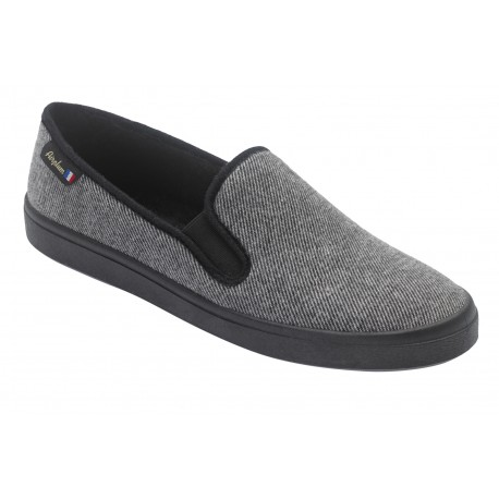 Chausson ELIOTH Homme gris