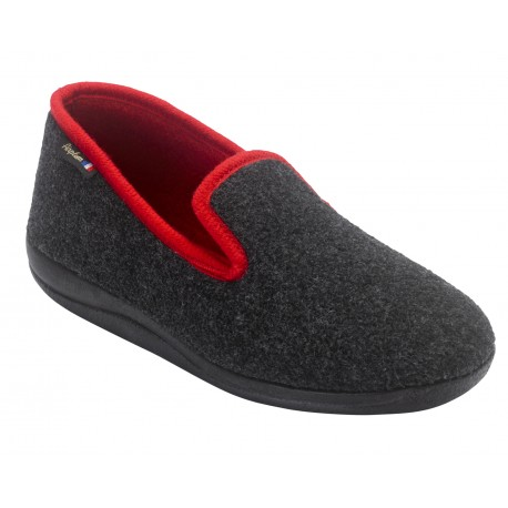 Chausson WILLY Homme gris